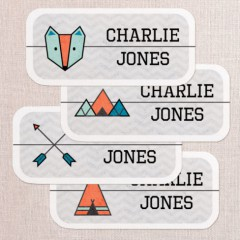 Standard Clothing Labels
