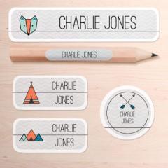 Kids Labels - Essentials Pack