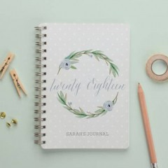 Personalised Lined Journal