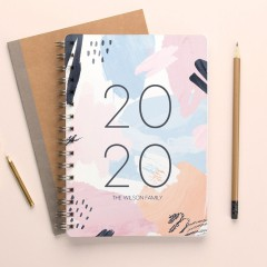 Weekly Mid Year Personalised Diary