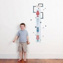 Robots Height Chart