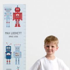 Mr Roboto Height Chart