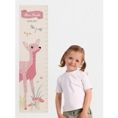 Woodland Deer Height Chart
