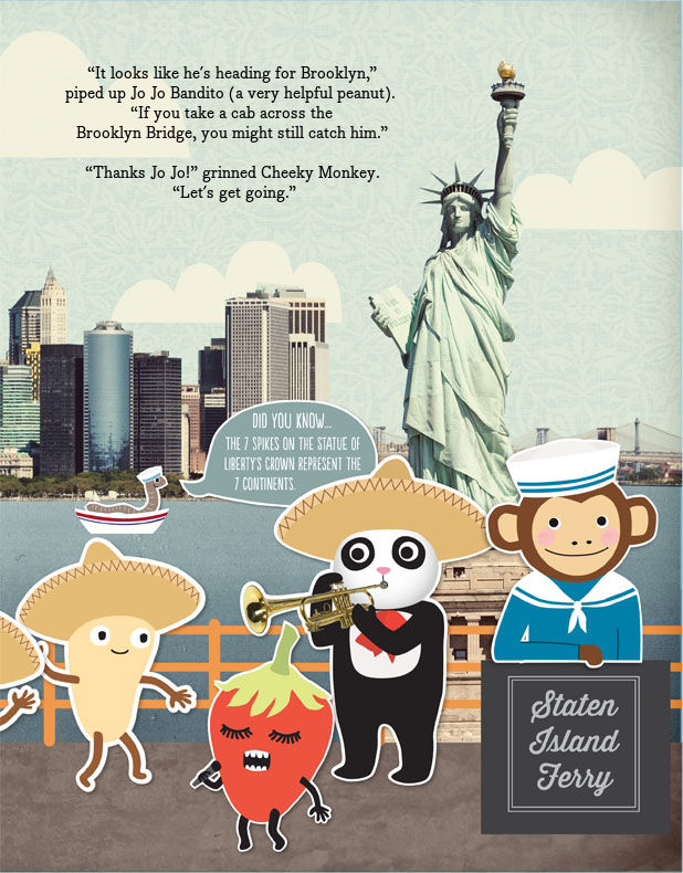Mystery In New York City Personalized Storybooks For