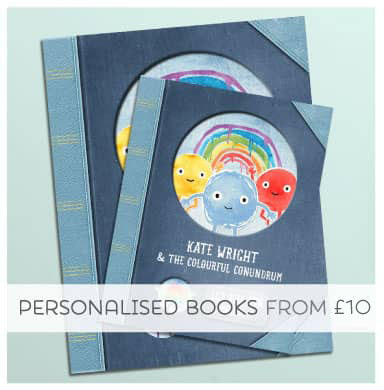 Make your Child the Star with a Personalised Book